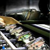 Contre-plaqué faisant la machine plaquer le travail du bois de compositeur