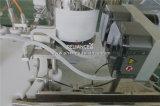 Petróleos esenciales que llenan tapando la máquina