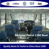 Barco 1200 da patrulha de Bestyear
