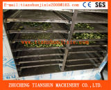 El secador comercial de la fruta, máquina vegetal del deshidratador, da fruto la secadora 100