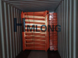 Шкаф запасной автошины тележки металла пакгауза сверхмощный штабелируя