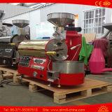 높은 윤곽 커피 로스터 산업 1kg 작은 커피 로스터