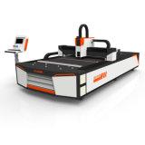 machine de découpage de laser de fibre de 500W 1000W 2000W 3000W 4000W