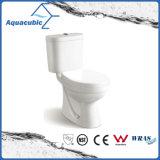 Туалет Washdown двухкусочный керамический (ACT6858)