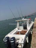 яхта рыболовства стеклоткани кабины 31FT полная