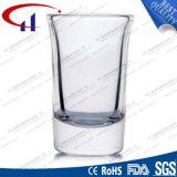 mini tazza di vetro pressata a macchina del vino 70ml (CHM8212)
