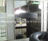 Máquina que pinta (con vaporizador) del pegamento automático del neumático