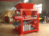 Eco Mater 7000プラスのタイの土の販売のための連結の煉瓦機械