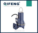 WQAS (D) مضخة غاطسة الصرف الصحي الثقيلة مطحنة