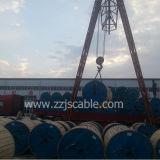 Conducteur en aluminium Triplex AAAC d'Aluminio de câble de conducteur du CEI des BS ASTM