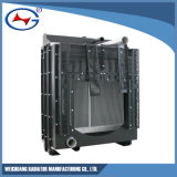 6160SD518: Aluminiumkühler für Dieselgenerator-Set