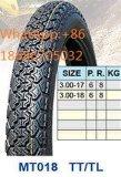 Kenia-Motorrad-Gefäß und Reifen 2.75-18 (3.00-17) (3.00-18)