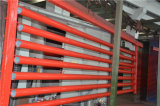 Pipe en acier peinte rouge de l'UL FM de lutte contre l'incendie A53