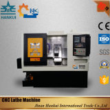 Torno horizontal do metal do CNC de Ck50L