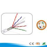 4 Torcer-Pares del cable de UTP/FTP/SFTP Cat6e (cable de la red)