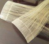 Extensões do cabelo da fita de Remy do Virgin do russo