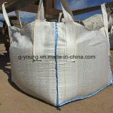 パッキング砂のための大きいトンPPによって編まれるジャンボFIBC袋