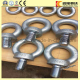 China Supplier Factory Price DIN580 Stainless Steel Lifting Eye Bolts