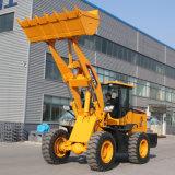 Carregador da roda dianteira da máquina 3t 630 da construção de China para a venda
