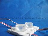 Módulo impermeável do diodo emissor de luz de Len do cone de alta potência do diodo emissor de luz para a luz lateral