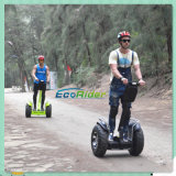 Motorino elettrico di litio 72V di Ecorider della batteria due dell'equilibrio astuto impermeabile della rotella