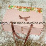 お菓子屋の包装のための高品質によってカスタマイズされる板紙箱