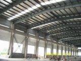 Magazzino della struttura d'acciaio di certificazione di GS del Ce