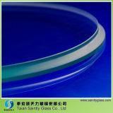 Shade precio de fábrica 12 mm templado de vidrio de la lámpara