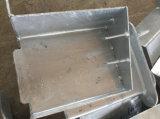 Soem-Metallaufbau-Teile für Aufbauexternal-Treppenhaus