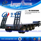 Hot Sale Heavy Duty Low Bed Semi Truck Trailer
