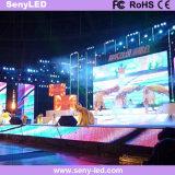 Video completo di fusione sotto pressione LED di HD che fa pubblicità al comitato per la prestazione della fase