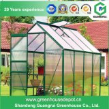 Invernadero de aluminio de la manía para el jardín