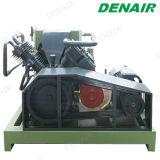 Preço de alta pressão conduzido Diesel do compressor de pistão de 30 quilowatts