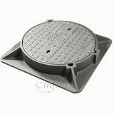 Fogna del cemento di ferro del getto/coperchio di botola duttili personalizzati