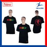 남자의 t-셔츠를 인쇄하는 좋은 가격 스크린을%s 가진 스포츠 착용
