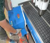 Mittellinien-Bohrung der CNC-Gravierfräsmaschine-4 und Fräsmaschine
