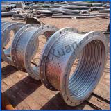 Tubo acanalado inoxidable del metal del extremo de cuerda de rosca masculina 3
