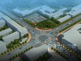 高リゾリューションを用いる都市庭の景観計画のレンダリング