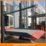 2 Pfosten-mechanisches Parken-Aufzug-Auto-Ablagefach mit Hydrozylinder