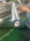 Película desobstruída do vinil usada empacotando o fornecedor