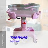 高品質の病院の赤ん坊の受け台(THR-RB011)
