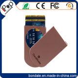 Titular de la tarjeta RFID bloqueo de la tarjeta de crédito