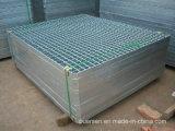 Reja de acero galvanizada, reja galvanizada del piso