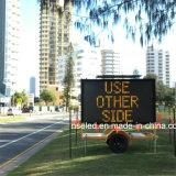 교통 정리를 위한 오스트레일리아 기준 태양 에너지 Vms 널