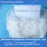 Dosificación 41354-29-4 del polvo del citrato de Toremifene del Anti-Estrógeno (Fareston)