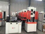 Máquina de acero hidráulica de la prueba de fuerza extensible del Rebar de 100 toneladas