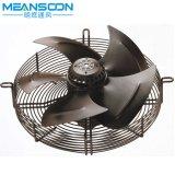 Ventilador axial refrigerando do motor externo do rotor para a ventilação