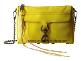 Sacchetti puri di modo delle donne del sacchetto di Crossbody di colore di alta qualità