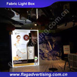 Casella chiara del piccolo tessuto del LED per la pubblicità esterna