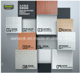 Wand Tile für Perforated Fiber Cement Acoustic Ceiling